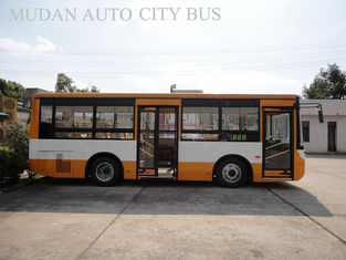 ประเทศจีน Indirect Drive Electric Minibus High End Tourist Travel Coach Buses 250Km ผู้ผลิต
